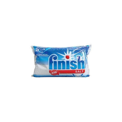 how to use finish dishwasher salt