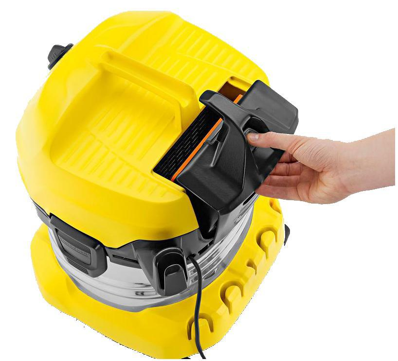 Wd4 Karcher Wet And Dry Vacuum Cleaner 20l Ebay