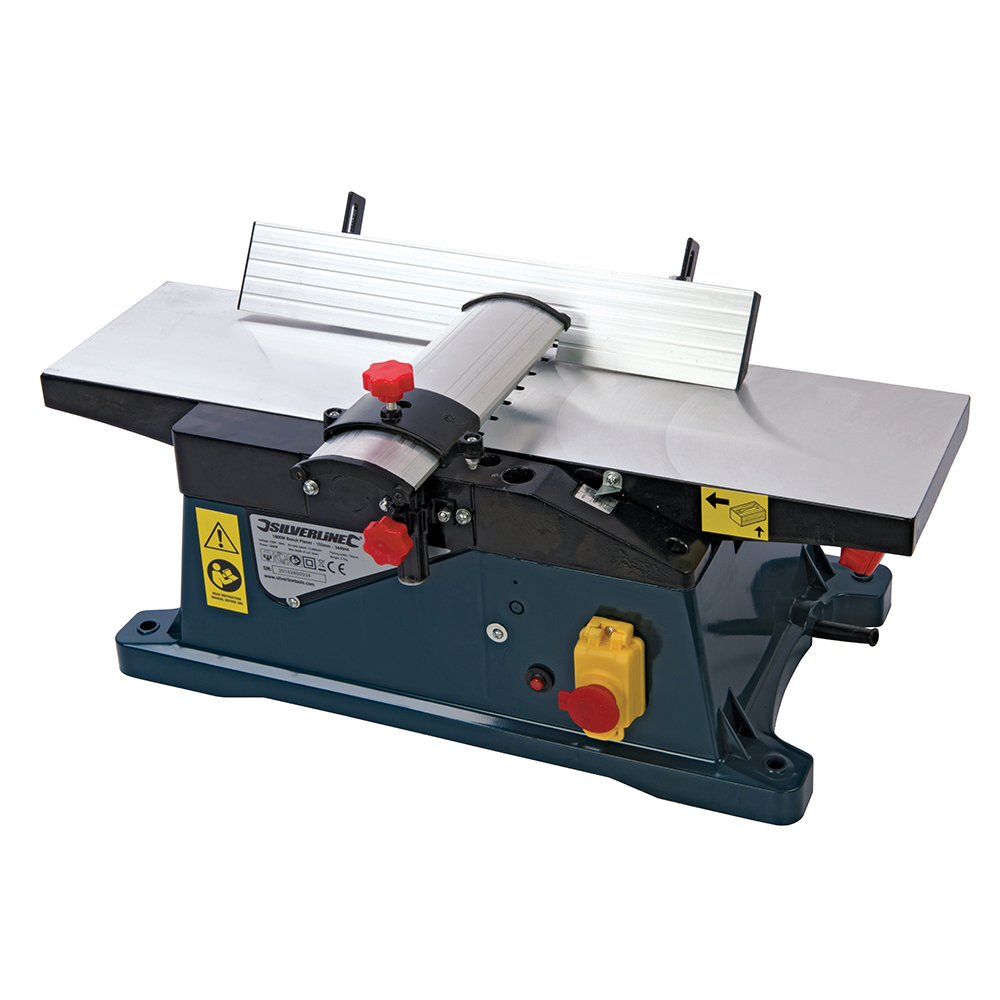 Silverstorm 1800w bench planer 150mm power tools bench top ebay Bench planer