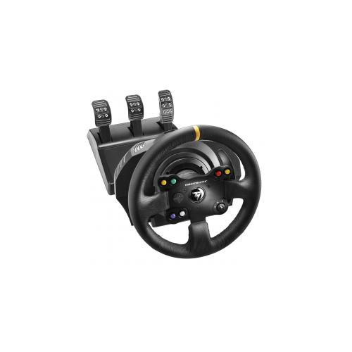 thrustmaster tx racing wheel leather edition game controller steering wheel ebay. Black Bedroom Furniture Sets. Home Design Ideas