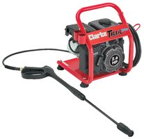 CLARKE INTERNATIONAL - TIGER 1700 - PRESSURE WASHER, PETROL, 110BAR