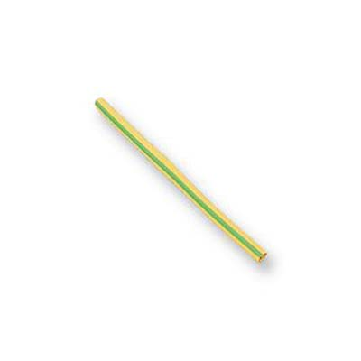 GREEN/YELLOW heatshrink