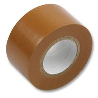 Insulating Tape PVC Electrical 19mm x 20m Brown x 1