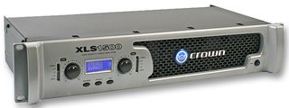 CROWN - XLS1500 POWER AMPLIFIER, DRIVECORE, 1550W , PA, DISCO, MUSICAL EQUIPMENT