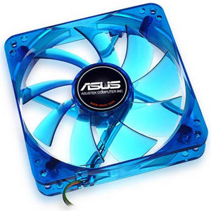 Item Details - ASUS 120mm 12 cm Blue Case Fan Low Noise