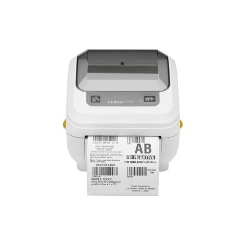 Zebra GK420d Direct Thermal/Thermal Transfer Printer ...