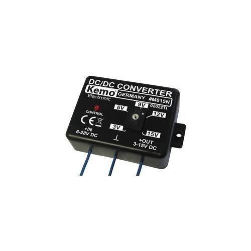 M015N Kemo Electronic Module , Dc/Dc Converter , Adj.