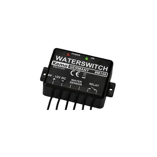 M158 Kemo Electronic Module , Water Switch , 9-12Vdc