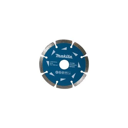 D-41610-10 Makita Diamond Wheel Segmented 230mm (10 Pack)