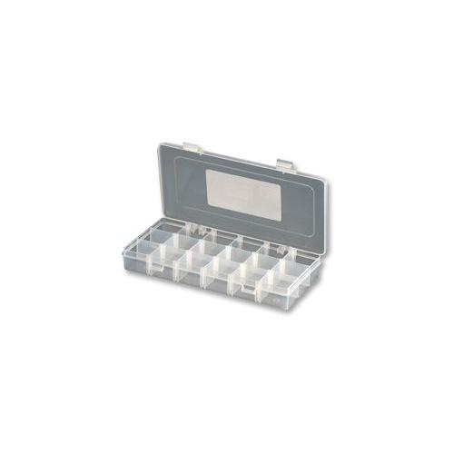 COMPARTMENT BOX 230 X 125 X 35MM , DURATOOL , D00413 , STORAGE