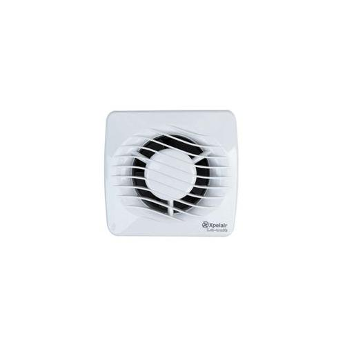 Lv100t xpelair bathroom fan kit 12v 4 with timer for Zone 0 bathroom extractor fan