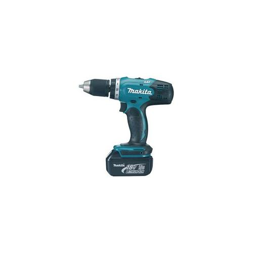 ddf453rfe makita 18v drill driver 2x 3ah batteries ebay. Black Bedroom Furniture Sets. Home Design Ideas
