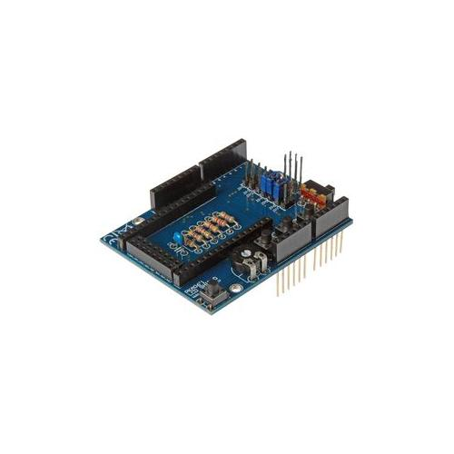 Ka velleman kit lcd shield for arduino uno with