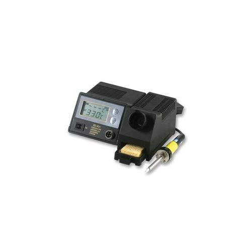 DURATOOL - ZD-931/89-3106 - TEMPERATURE CONTROLLED SOLDERING STATION