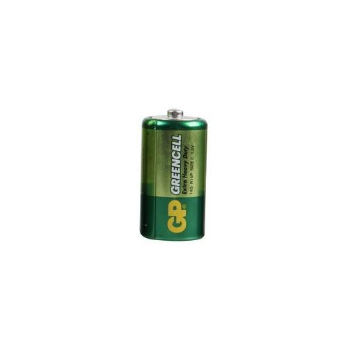battery zn ch c 1 5v pack of 2 gp batteries gp14g c2 ebay. Black Bedroom Furniture Sets. Home Design Ideas
