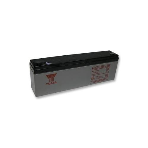 battery lead acid 12v 2 3ah yuasa 02312 ebay. Black Bedroom Furniture Sets. Home Design Ideas