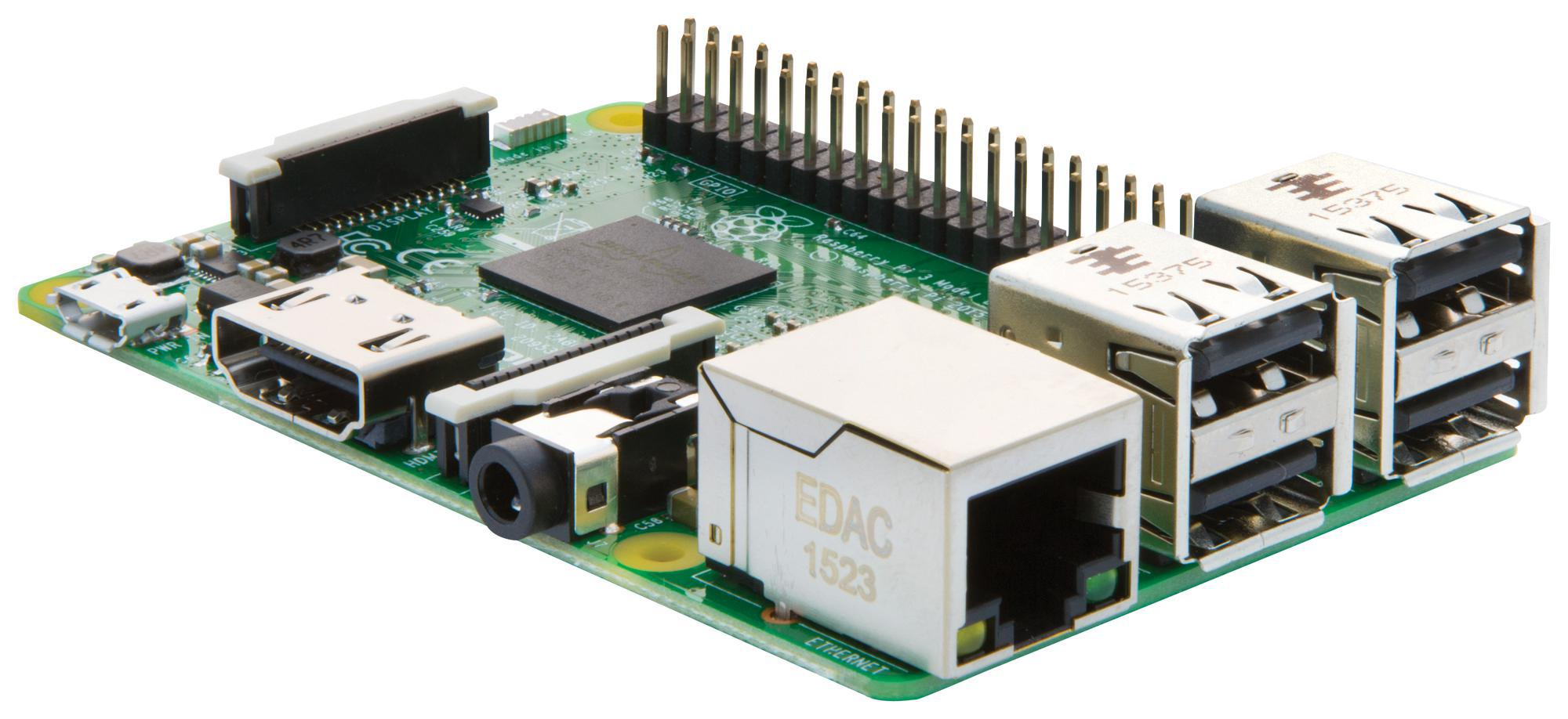 Ucreate raspberry pi 3 kit raspberry pi 3 16gb microsd for Raspberry pi 3 architecture
