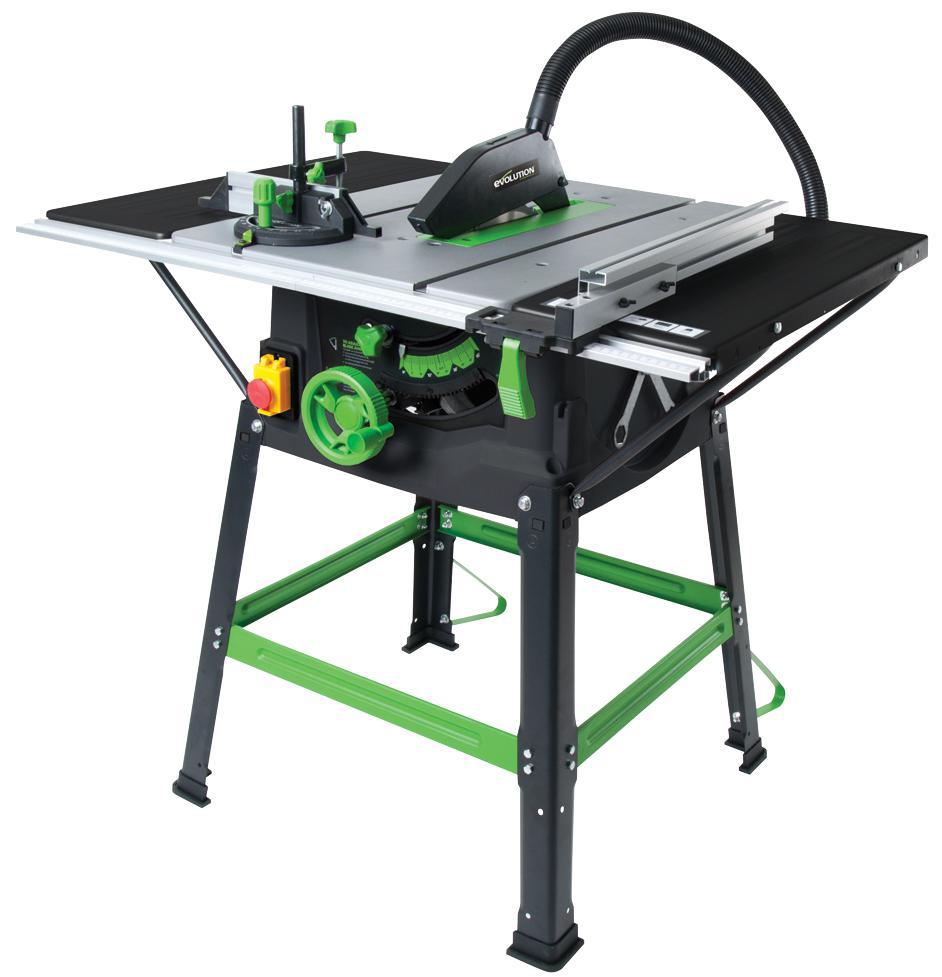 Evolution Powertools 056 0001 Fury5 S 255mm Table Saw 230v Ebay