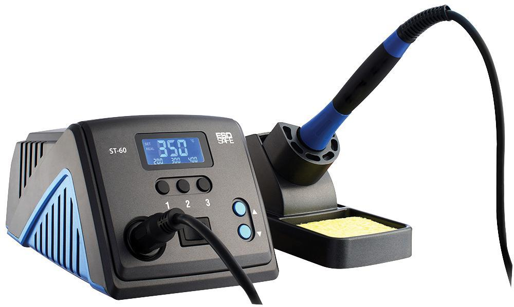 Digital Soldering Station : Atten st w digital soldering station ebay