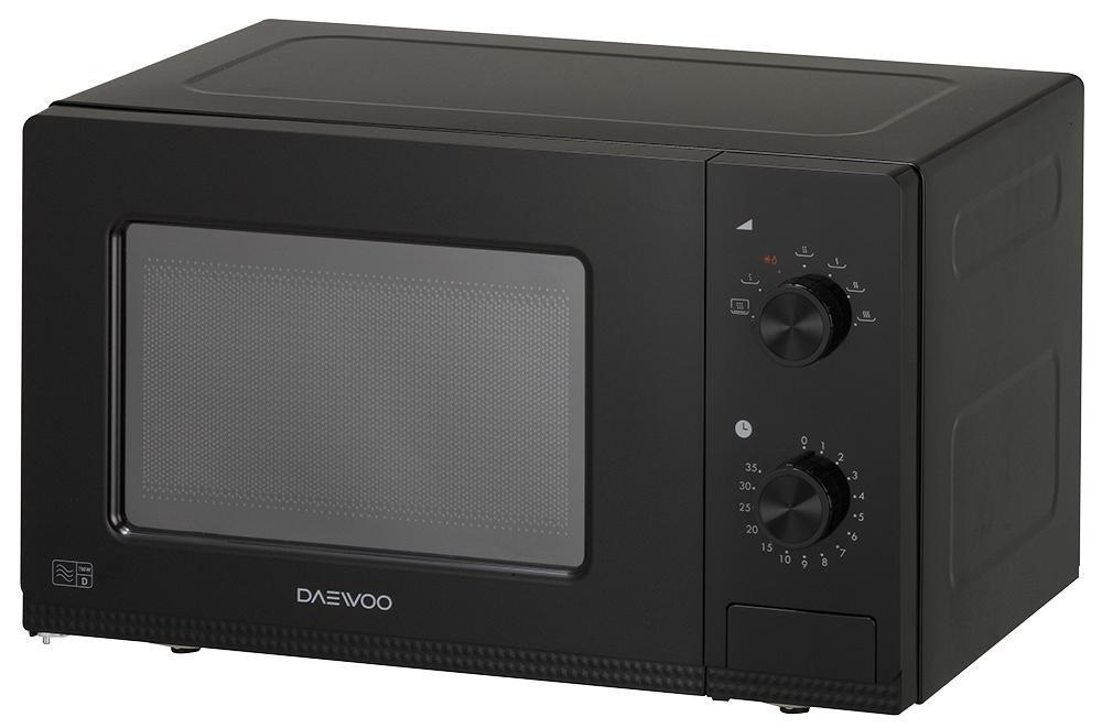 daewoo kor7lc7bk microwave oven manual 20l 800w. Black Bedroom Furniture Sets. Home Design Ideas