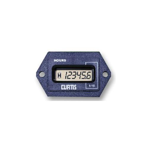Hour Meter Operation : Curtis instruments digital hour meter f