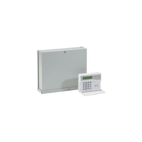 HONEYWELL SECURITY - 8SP419A - CONTROL PANEL 8 ZONE METAL LCD