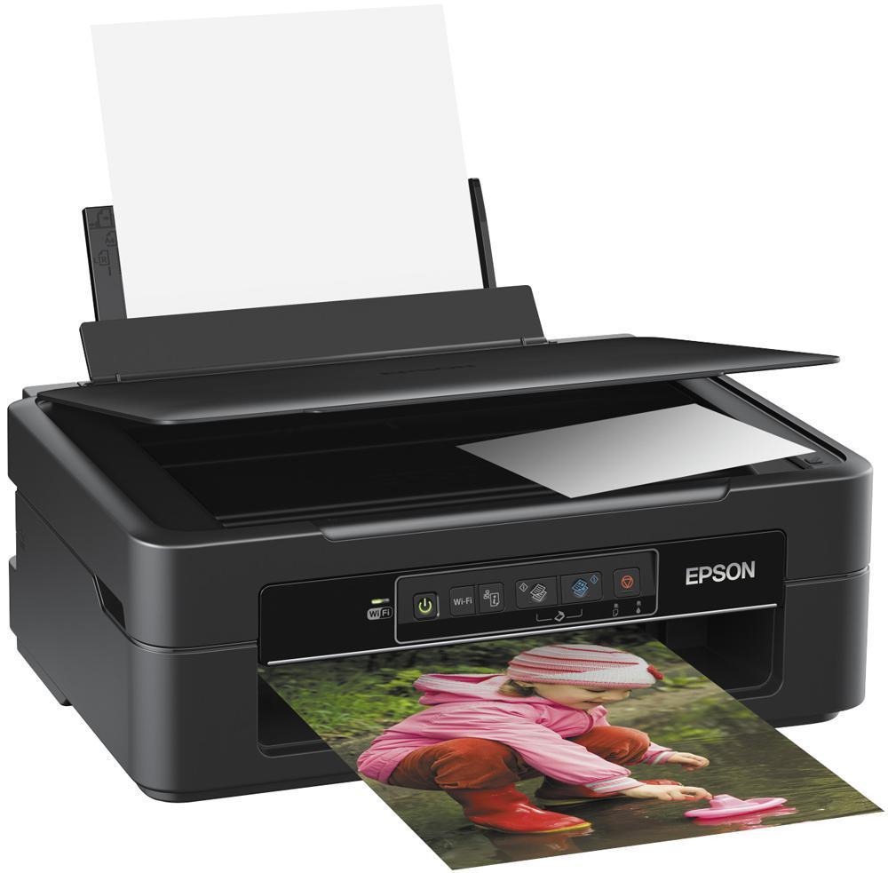 epson c11cf32401 expression home xp 245 wi fi printer ebay. Black Bedroom Furniture Sets. Home Design Ideas