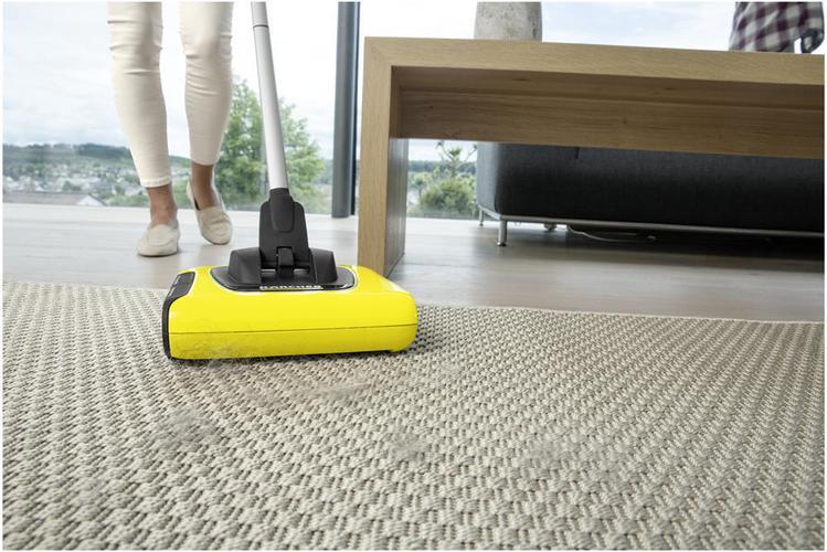 ... Karcher   KB 5   Kb5 Electric Floor Sweeper Cleaner ...