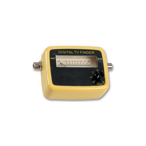 Tv Antenna Signal Strength Meter : Digital tv signal strength meter  mhz ebay