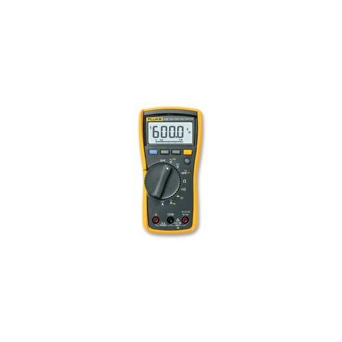 Fluke 115 Multimeter : Fluke multimeter true rms ebay