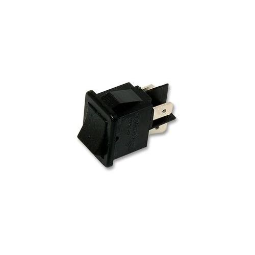 H8550VBAAA Arcolectric Switches Miniature 10A DPST Rocker