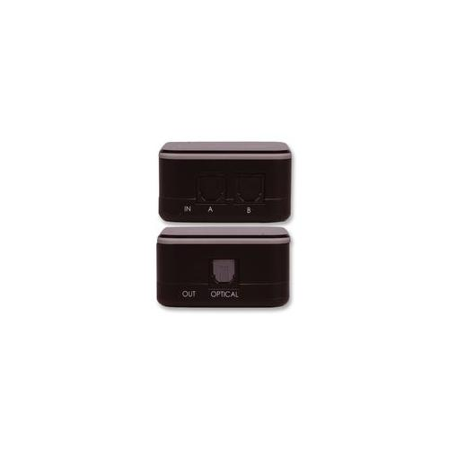 DT Cyp Way Optical Audio Switch Toslink EBay - 2 way optical switch