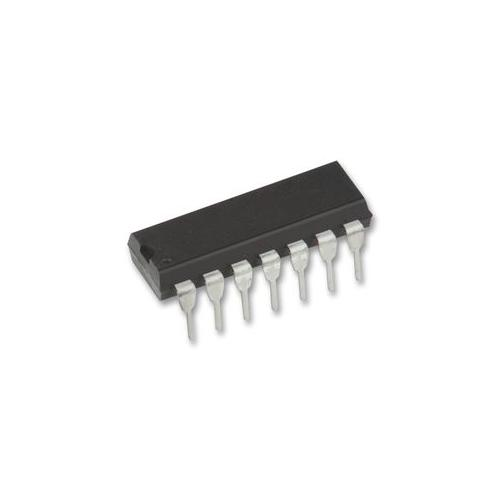 MC 1 4001 BCPG On Semiconductor 4000 CMOS, 4001 , DIP14, 15V