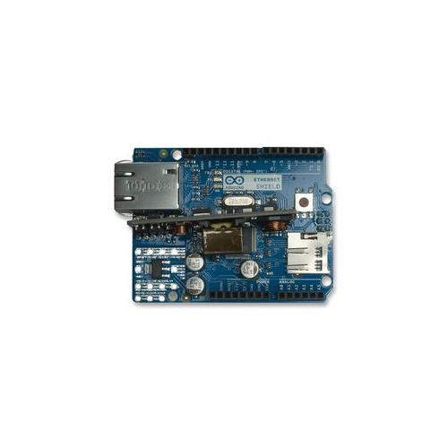 A000075 Arduino Board , Ethernet Shield W/ Poe , Rev3