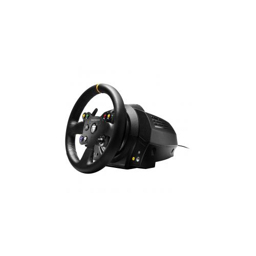 thrustmaster tx racing wheel leather edition game controller steering wheel. Black Bedroom Furniture Sets. Home Design Ideas