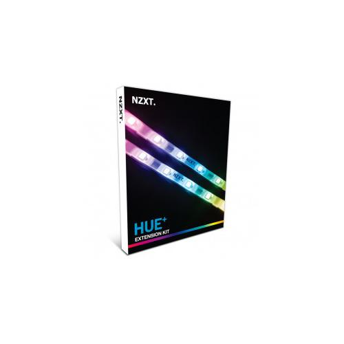 nzxt hue cable extension kit modding case lighting amp led ebay. Black Bedroom Furniture Sets. Home Design Ideas