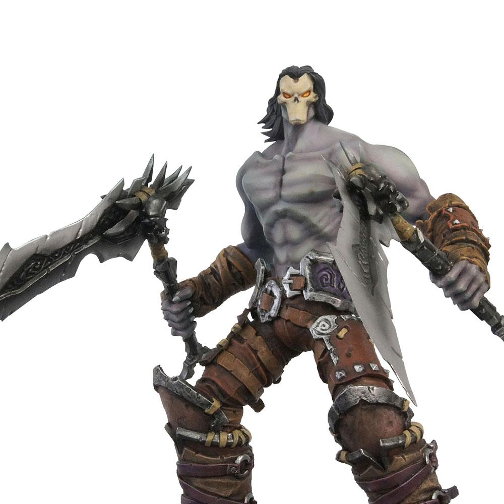 Darksiders 2 Collector S 26cm Death Character Pvc Statue