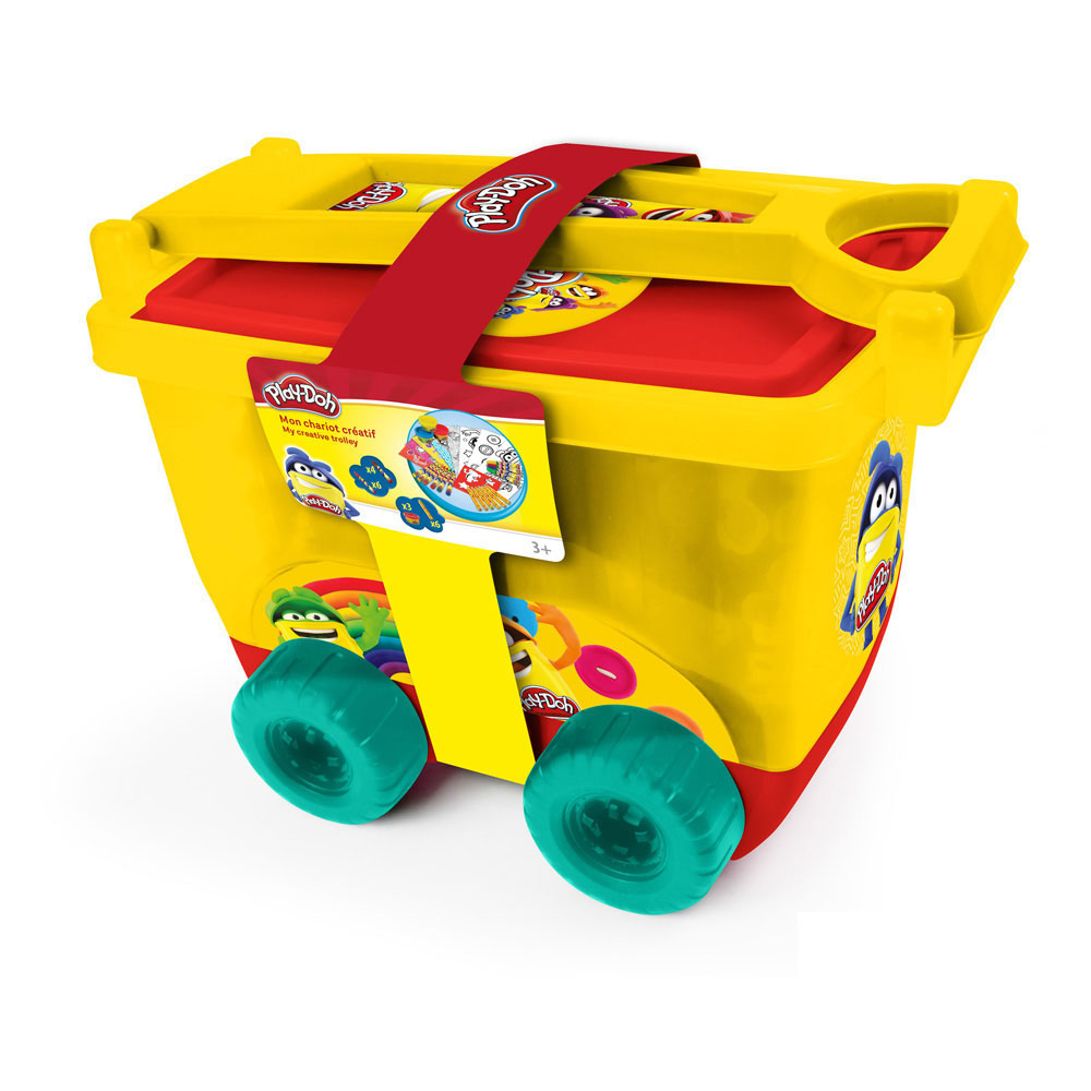 Play Doh My Creative Trolley With 30pcs Creative