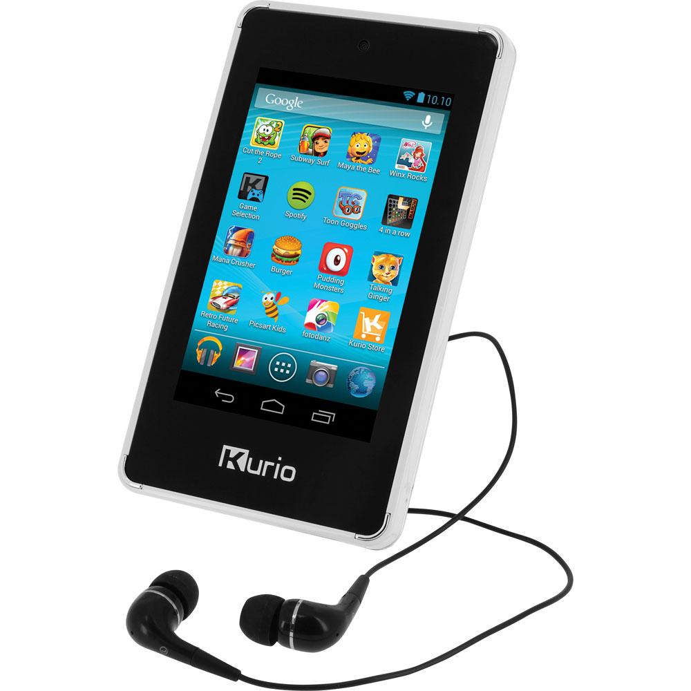Kurio Pocket Family Android Tablet, 3.97 Inch, Black/Grey ...