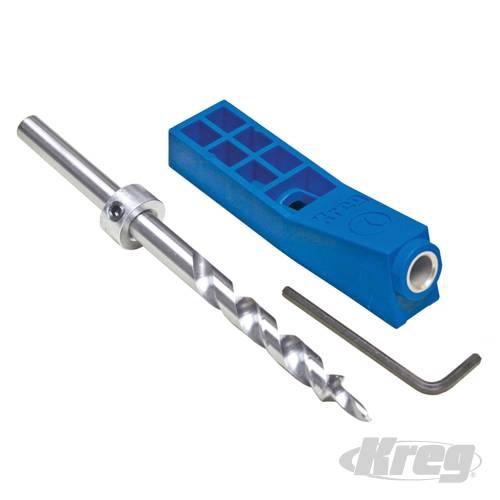 Kreg Mini Pocket Hole Jig Kit 4pce Ebay