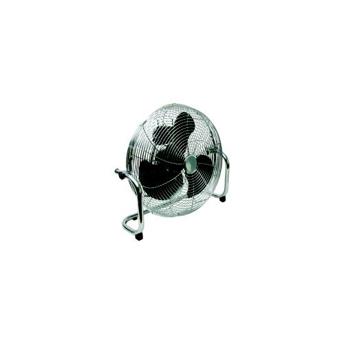 Kf10031 q connect high velocity floor standing 3 speed for 14 inch chrome floor standing fan