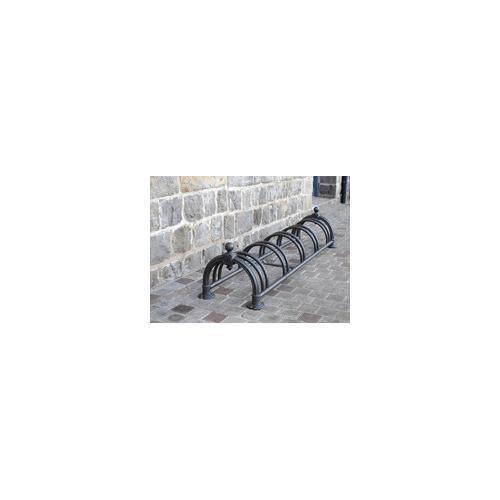 383767 , Cycle Rack Versaille Black