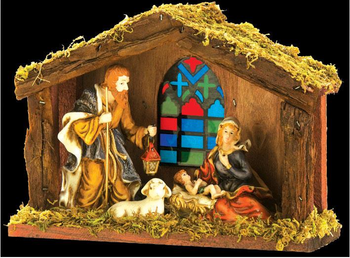 christmas decoration nativity scene ideas christmas decorating. Black Bedroom Furniture Sets. Home Design Ideas