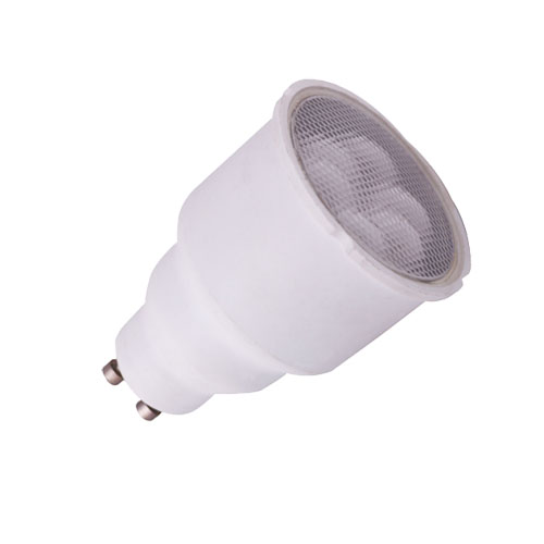GU10 9W Energy Saving Light Bulb CFL Warm White x 50