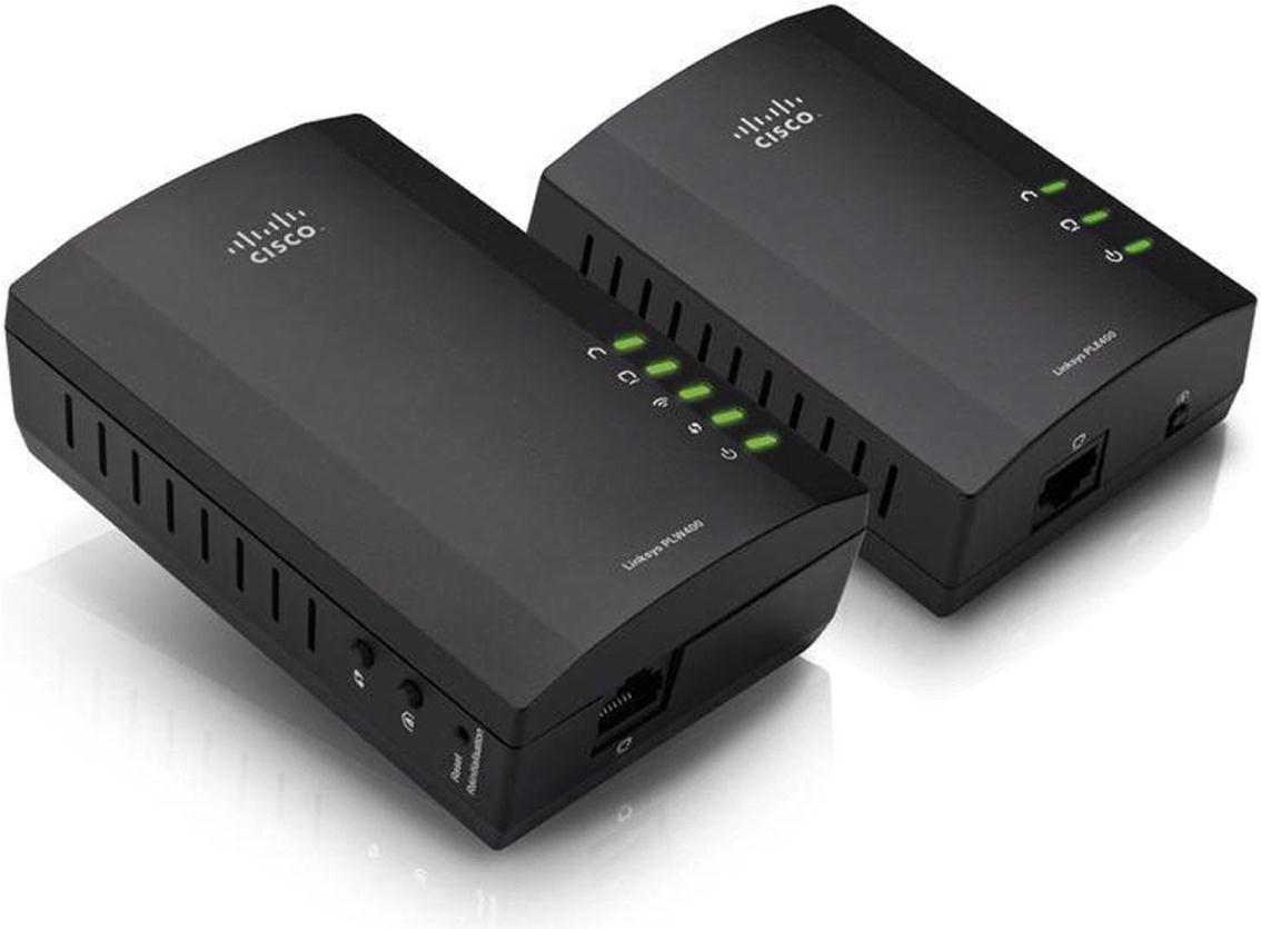 plwk400 uk linksys powerline wireless network extender kit ebay. Black Bedroom Furniture Sets. Home Design Ideas