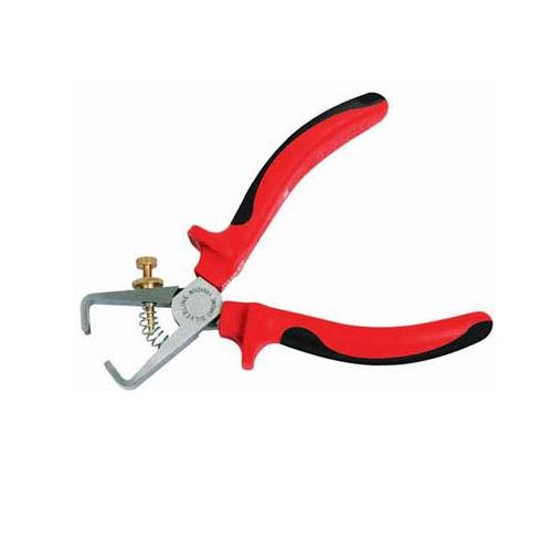 282477-Silverline-VDE-Expert-Wire-Stripping-Pliers-160mm-DIY-Tool