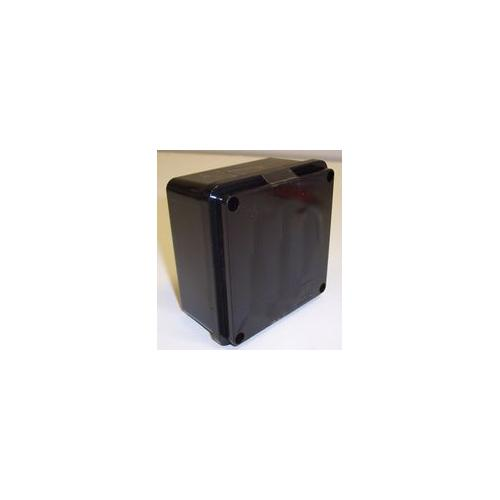 GA44190-4X4X2-BLACK-IP56-COLOURED-BOX-BLACK-100x100x40MM-ELECTRICAL-ENCLOSURE