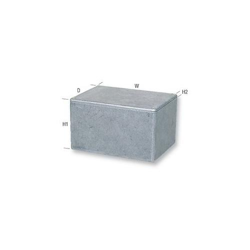 GA44187-DELTRON-459-0140-DIE-CAST-ALUMINIUM-BOX-80x55x25mm-ELECTRICAL-ENCLOSURE