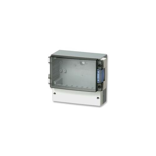 GA44208 FIBOX ABS 17/16-L3 BOX, CARDMASTER 3, 166X160X106MM ELECTRICAL ENCLOSURE