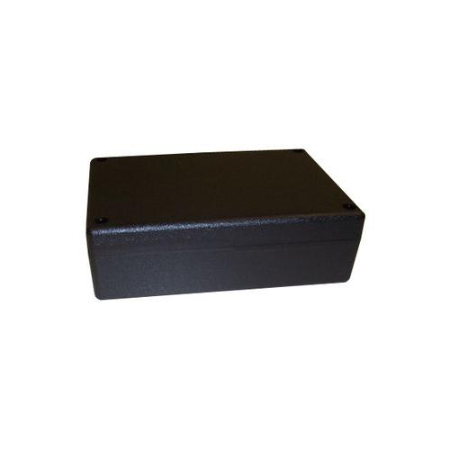 GA44200-MULTICOMP-AB78-ADAPTABLE-ABS-BOX-BLACK-178x122x55mm-ELECTRICAL-ENCLOSURE
